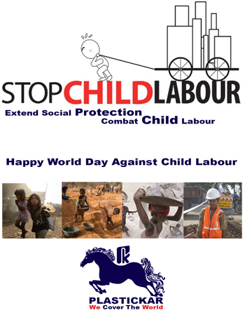 Happy World Day Against Child Labour